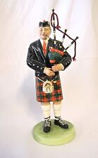 """Royal Doulton - The Piper - HN3444 - 1993 - total H: 10"""" approx. (#482)"""