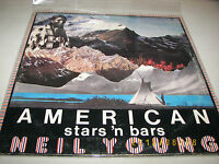 Neil Young & Crazy Horse American Stars N Bars LP NM MSK2261 1977
