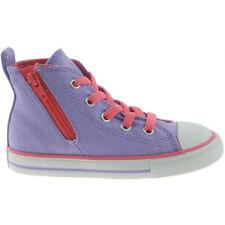 Chaussures Violet Converse pour fille de 2 à 16 ans