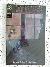Hellblazer #4 April 1988 DC 1st Appearance Zed Mckean Delano Ridgway VF/NM 9.0