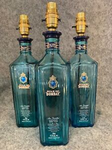 Bombay Sapphire, Star Of Bombay, Up cycled Lamp