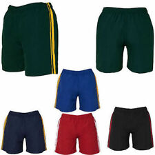 Polyester Multi-Colored Shorts for Women