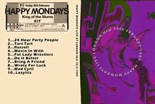 More details for *on offer**happy mondays gig concert art vintage live rare dvd london ulu 1989