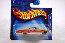 HotWheels 2003 No: 215 1965 BONNEVILLE Cruiser Car MINT on Card