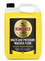 Simoniz Pressure Washer Detergent 5L.   SAPP0060A