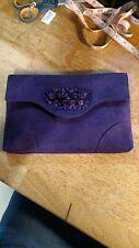 Small purple purse