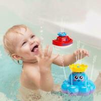 Lustige säuglings elektrische induktion wasserspray kinder spielzeug shower I3Y0