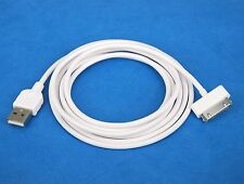 5ft 1.5M Quick Fast Charging ONLY USB Cable WHITE for iPad 3 3rd Generation 2 1