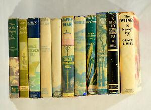 11 Grace Livingston Hill Novels w/ Dust Jackets #2