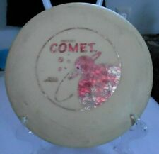 Used Discraft Comet Saturn Tourney D Plastic *Patent#* Walled Lake Disc Golf