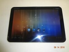 "Motorola Xoom Tablet 32GB 10.1"" Wi-Fi *BLACK* (41264)"