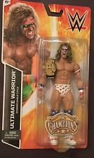 WWE Ultimate Warrior Winged Eagle Belt CHAMPIONS Superstars Mattel figure K-Mart