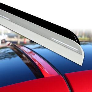 Fyralip Custom Painted Roof Spoiler L For Acura TSX CU2 Sedan 09-14