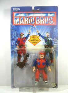 1993 ERTL Super Mario Bros. Movie MARIO Action Figure (Brand New)