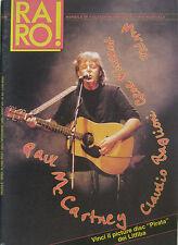 RARO 60 1995 Paul McCartney Gene Vincent Claudio Baglioni Io Sono Murple