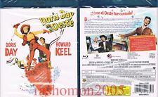 Blu-Ray CALAMITY JANE 1953 Doris Day Howard Keel Musical Western Region B/2 NEW