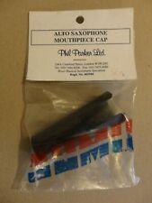 More details for alto sax saxophone mouthpiece cap by phil parker ltd umi
