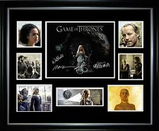 Game of Thrones Mother Of Dragons Limited Edition Framed Memorabilia