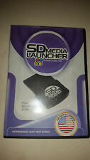 Datel SD Media Launcher Action Replay Nintendo Gamecube Play Backups NEW