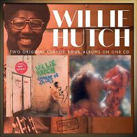 WILLIE HUTCH - CONCERT IN BLUES/COLOR HER SUNSHINE 2 CD NEW+
