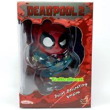 Marvel Hot Toys Deadpool (Bullet Deflecting Ver.) Cosbaby ( IN STOCK )