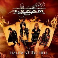 LYNAM - HALFWAY TO HELL   CD NEW+