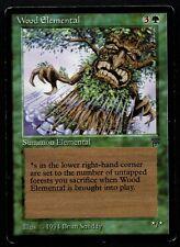 MRM ENGLISH Wood Elemental Played MTG magic Legend