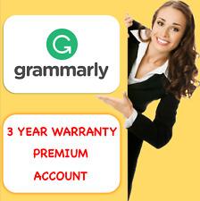 Grammarly.Premium Account 🔥3 Yr Warranty🔥Grammar Check Instant Delivery 🔥