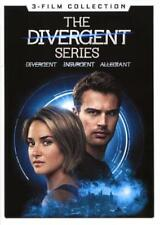 THE DIVERGENT SERIES: 3-FILM COLLECTION NEW DVD