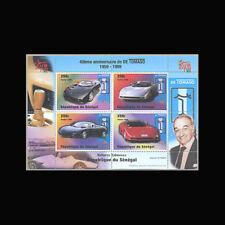 Senegal, Sc #1346, MNH, 1999, S/S, Automobile, Car, Transportation, TR034F