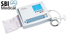 Brand New Schiller AT-102 Plus Interpretative EKG Machine with Spirometer 3 Yr W