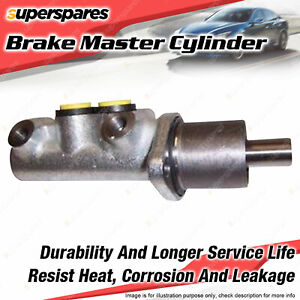1x Brake Master Cylinder for Renault 19 TXE 19 R 1.7L 1.8L FWD 4 Door 2 Door