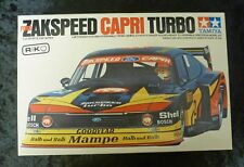 Tamiya Zakspeed Ford Capri Model Kit 1/24 Scale Motorized