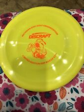 Discraft Limited Edition Esp Buzz Gt 177 G Some Ink On Back.