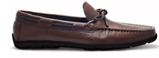 Sebago Schoodic Brown/Black Driving Moc Boat Shoe Men's sizes 7-13 NEW!!!