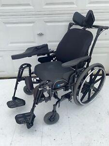 "Future Orion II 20""x20"" Manual Tilt in space Wheelchair"