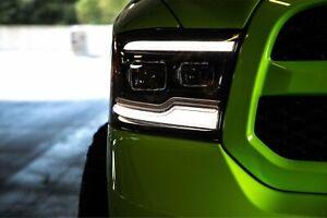 2009-2018 Dodge Ram Morimoto XB LED Headlights 1500 2500 3500