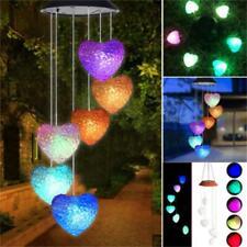 New ListingSolar Hanging String Light Garden Yard Home Decor Atmosphere Led Wind Chimes