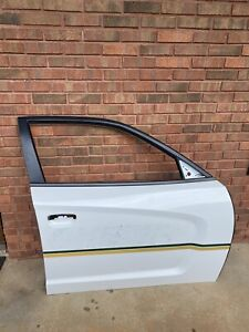 2011-2014 Dodge Charger OEM Right Passenger  Front Door SHELL!! White (271)