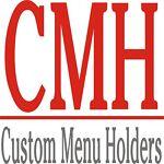 Custom Menu Holders