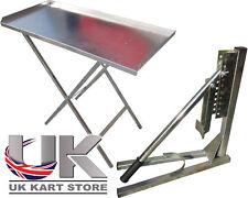 Kart Workshop Adjustable Bead Breaker & Fold Up Work Table Deal