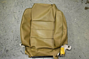 1999 2002 Land Rover Discovery 2 Upper Seat Cover Squab Duragrain Bahama Beige