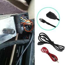 Interface Adapter MP3 Music Cable Car Audio AUX 3.5mm For BMW E53 E39 X5 E46