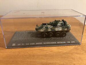 1/72 LAV-25 Solido War Master