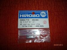 0404-713 Hirobo Helicopter Part WC Cooling Cover Stay New In Package 0404713