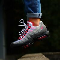"""Nike Air Max 95 OG Unisex Shoes Trainers """"Solar Red"""" Limited Edition UK 5 EUR 38"""
