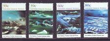 Australian Antarctic Territory AAT 1989 SC L77-L80 MNH Set Art