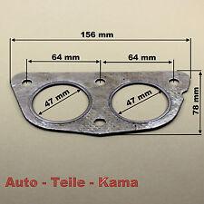 Dichtung für BMW 1er , 3er , 5er , X1 , X3 , Katalysator , Mittelschalldämpfer