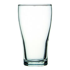 Conical Nucleated Glass 425ml