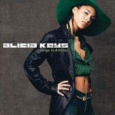 Alicia Keys-Songs in A Minor (New 2 VINYL LP)